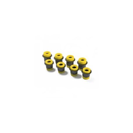 Polyuretánové silentbloky prednej nápravy (8ks) VAZ 2101-2107/Niva/21214