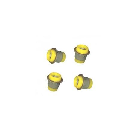 Polyuretánové silentbloky prednej nápravy spodné (4ks) VAZ 2101-2107/Niva/21214