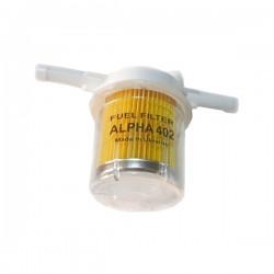 Palivový filter Alfa (s jímkou)